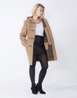 Camel-Ladies-Duffle-Coat-Emily-Interior