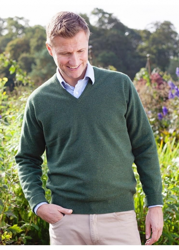 William Lockie knitwear