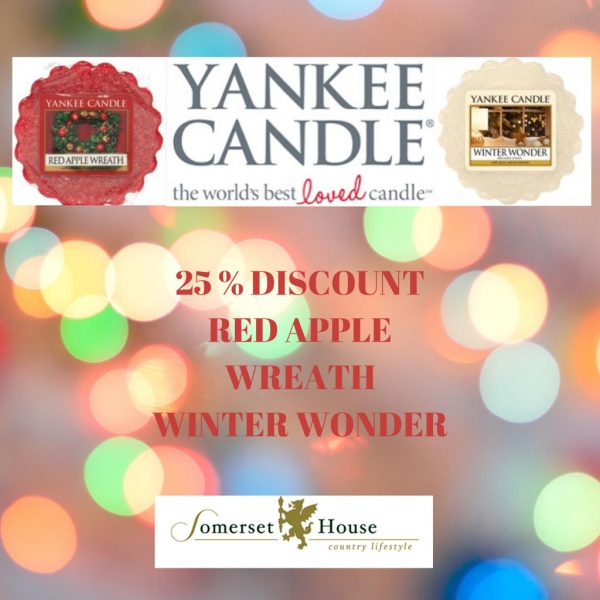 Yankee Candle Fragrance of the month November
